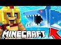 UN REQUIN M'ATTAQUE SUR MINECRAFT.. !! Minecraft Mod !