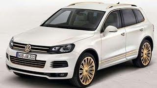 Volkswagen Touareg Gold Edition 2011 Videos