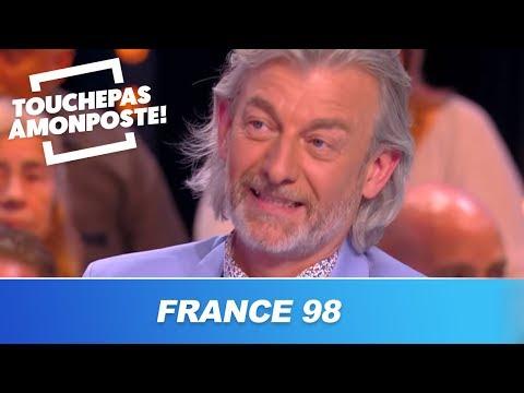 """France 98 : un """"arrangement"""" pour gagner la coupe du monde ? L'enquête de Gilles Verdez"""
