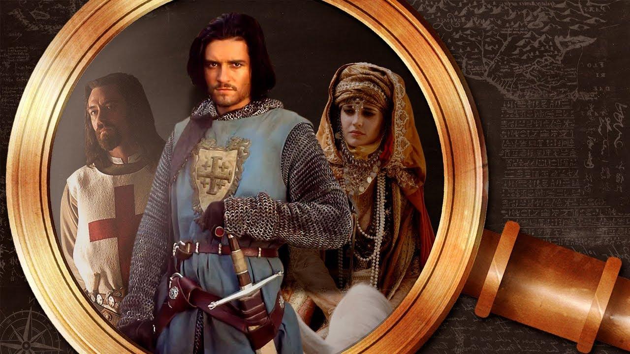 Download História no filme Cruzada | Nerdologia