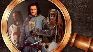 História no filme Cruzada | Nerdologia