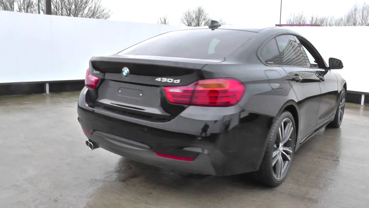 bmw 4 series 430d xdrive m sport 5dr auto u20996 youtube. Black Bedroom Furniture Sets. Home Design Ideas