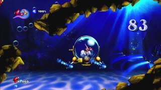Earthworm Jim: Underwater and Game Over - HD