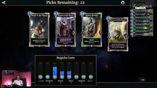The Elder Scrolls Legends: Pete Hines plays Chaos Arena