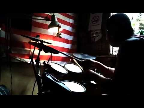 Anthrax - 604 (Drum Cover)