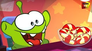 Om Nom Stories S06-E01 | mở kiện hàng | Unpacking | Cut The Rope : Video Blog | Kids Tv Vietnam