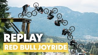 Download REPLAY | Red Bull Joyride from Crankworx Whistler 2019 Mp3 and Videos