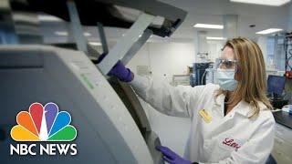 U.S. Launches Two Clinical Trials For Coronavirus Antibody Treatment | NBC Nightly News