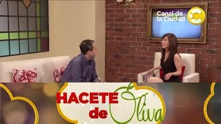 Ernesto Tenembaum en Hacete de Oliva - programa 305