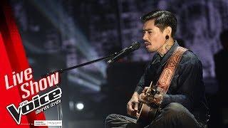 เล็ก - บาดเจ็บ - Live Show - The Voice Thailand 2018 - 18 Feb 2019