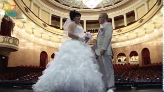 свадебный клип Ирина и Александр