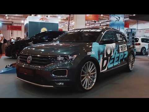 Vossen Europe at Essen Motor Show 2017