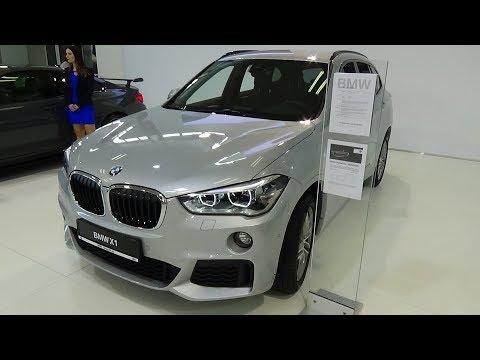 2018 BMW X1 xDrive20i - Exterior and Interior - Auto Salon Bratislava 2018
