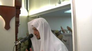 Muhammad Taha Al - Junaid - Witr Prayer - Green Lane Masjid