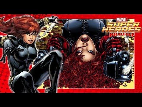 [SHP] 115 Black Widow จาก Red Room สู่ Avengers !!