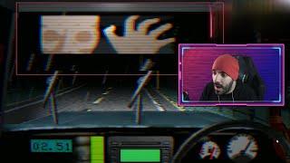 HAY UN LOCO EN EL ASIENTO DE ATRÁS - Dead End Road (Horror Game)