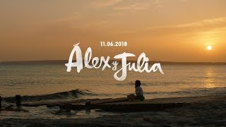 """[TRÁILER] """"Álex y Julia"""" con Michelle Jenner, Oriol Pla y Dani de la Torre. Estrella Damm 2018"""