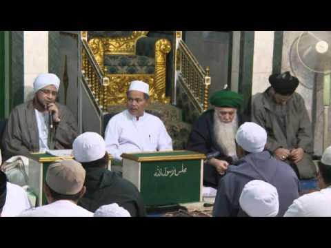Mawlid An Nabi saw with Shaykh Habib Munzir 22Dec2010