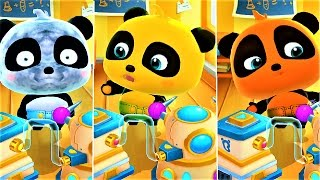 Repeat youtube video Baby learn colors, Have Fun with Baby Panda, Educational game