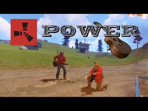 The POWER of Music! - Rust Survival