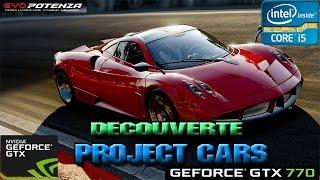 Découverte - Project CARS ᴴᴰ Ultra [GTX 770 2GB + i5 4460] Par Darkovitch ⌠DZ⌡