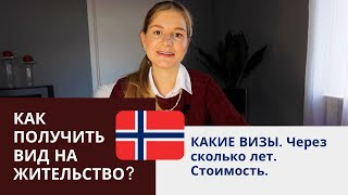 Как получить вид на жительство Норвегии ВНЖ