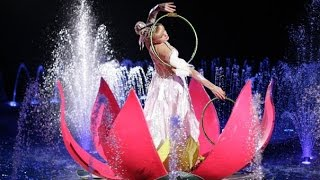 ПОТРЯСАЮЩЕЕ НОВОЕ ЦИРКОВОЕ ШОУ НА ВОДЕ !!!! NEW CIRCUS SHOW ON THE WATER !!!!