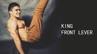 Grzegorz Kowalik - KING FRONT LEVER