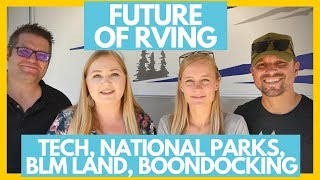 The Future of RVing with Drivin' & Vibin' thumbnail