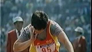 Athletics Throws at Seoul 1988 Summer Olympics