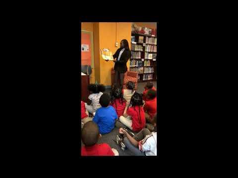 Leaders are Readers at Hendley Elementary School