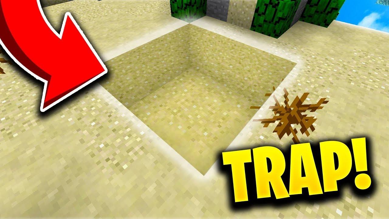 Minecraft Quicksand