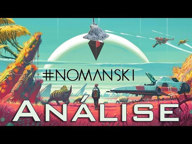Review - #Nomanski (Rapidinha Anál...ise)