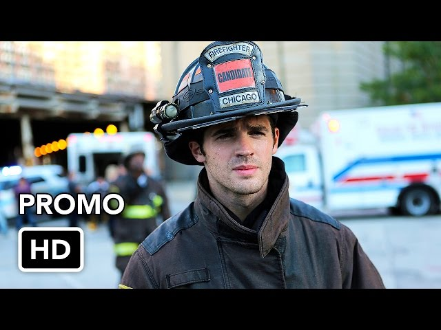 "Chicago Fire 5×02 Promo ""A Real Wake-Up Call"" (HD)"