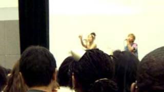 RSP Live Anime Expo 2010 Beach Panel singing Tabidatsu Kimi e (旅立つキミへ)