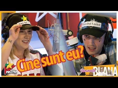 """CINE SUNT EU?"" cu Adda si Killa Fonic | #DimineataBlana"
