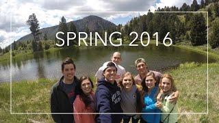 Spring Semester 2016