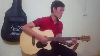Con được dựng nên cách diệu kì - Isaac Thái (Guitar cover)