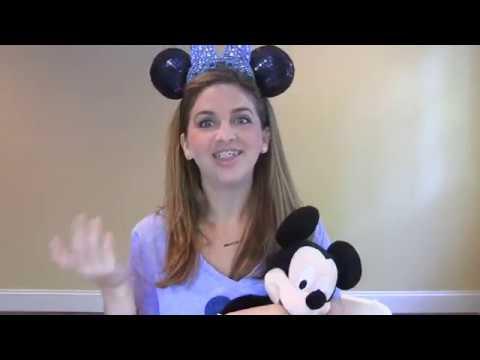 Lindsey Paris Disney Parks Moms Panel 2017 Application Video