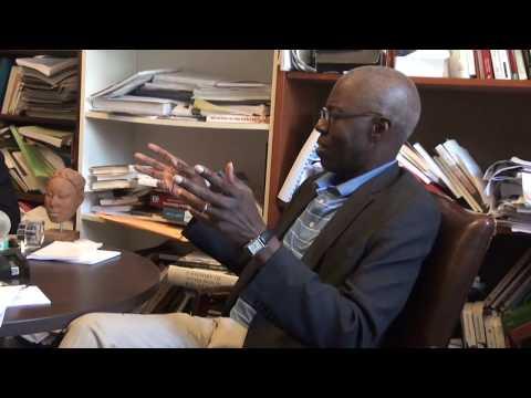 Conversation entre Mamadou Diouf et Souleymane Bachir Diagne