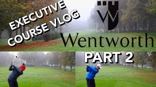 Wentworth Executive Short Course Vlog Part 2 - With Rick Shiels