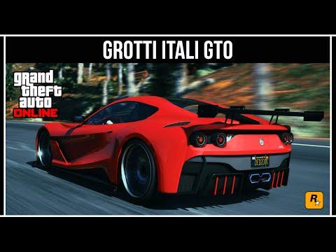 Grotti Itali GTO - САМЫЙ ЛУЧШИЙ СПОРТКАР В GTA 5 ONLINE