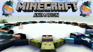 ♫ SANS SMP : Santuy | Lagu Parody Minecraft Animasi Indonesia ♫