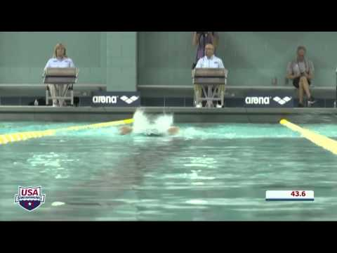 2015 Arena Pro Swim Series at Minneapolis: Women's 200m Fly A Final