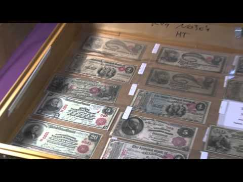 Spink USA to Auction John Kosier New England National Bank Note Collection. VIDEO: 2:07.