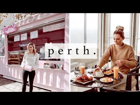 The Perth Vlog: Dan & I Get Away For A Weekend