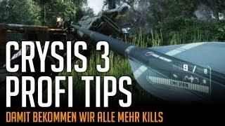 Crysis 3 Tips vom Profi ;-) (Crysis 3 PC Gameplay)