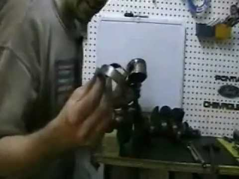 How to test for Rod Knock using a screwdriver