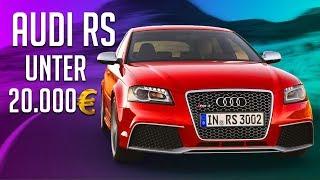 Die besten Audi RS Modelle für unter 20000€ | RB Engineering