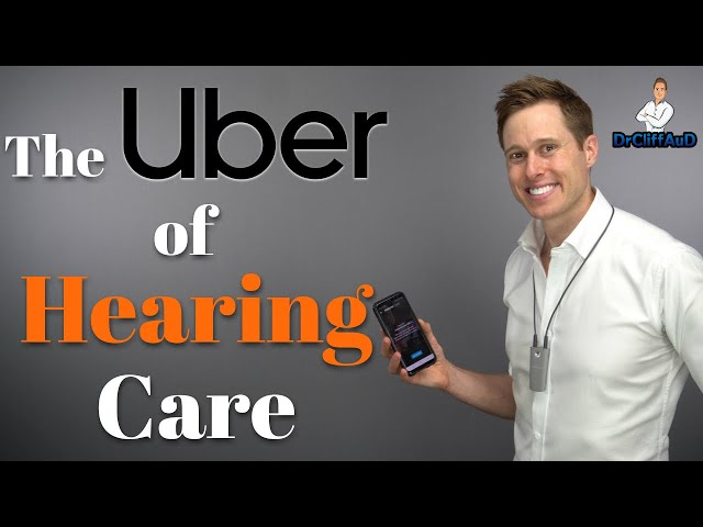 The UBER of Hearing Care   Widex Remote Care